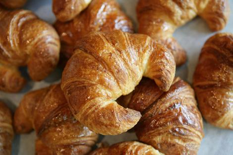 Croissants from Le Patissier, Neutral Bay.